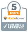 HomeAdvisor 5 years
